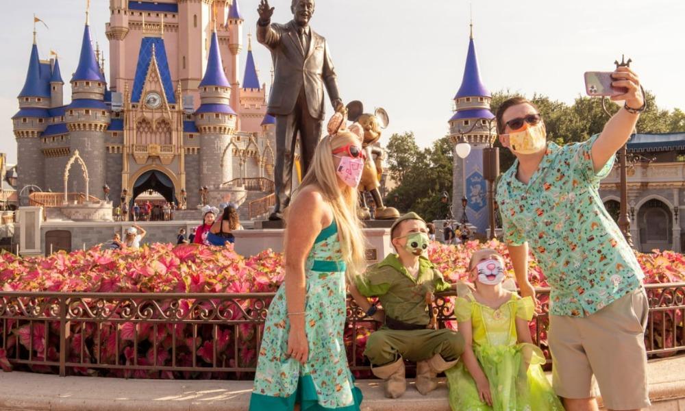 Nuevas reglas en Disney World