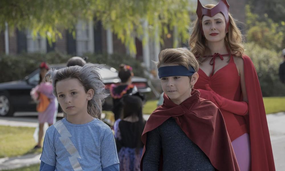 Así sería el regreso de los hijos de Wanda en 'Doctor Strange 2'