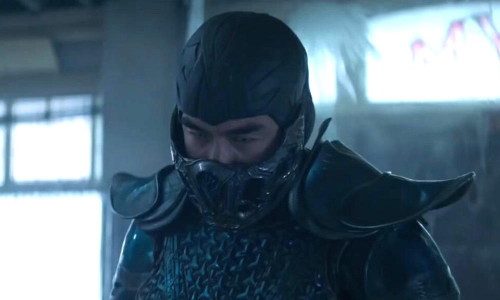 Sub-Zero en Mortal Kombat 2