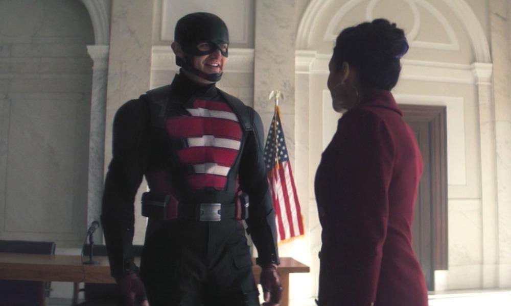 traje de US Agent