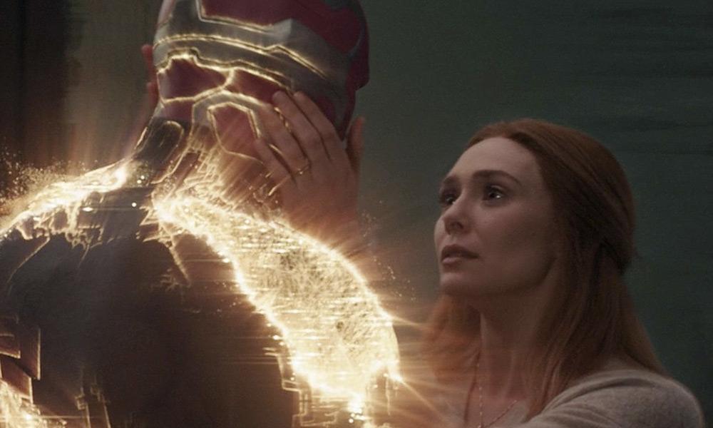 Despedida alternativa de Vision y Wanda