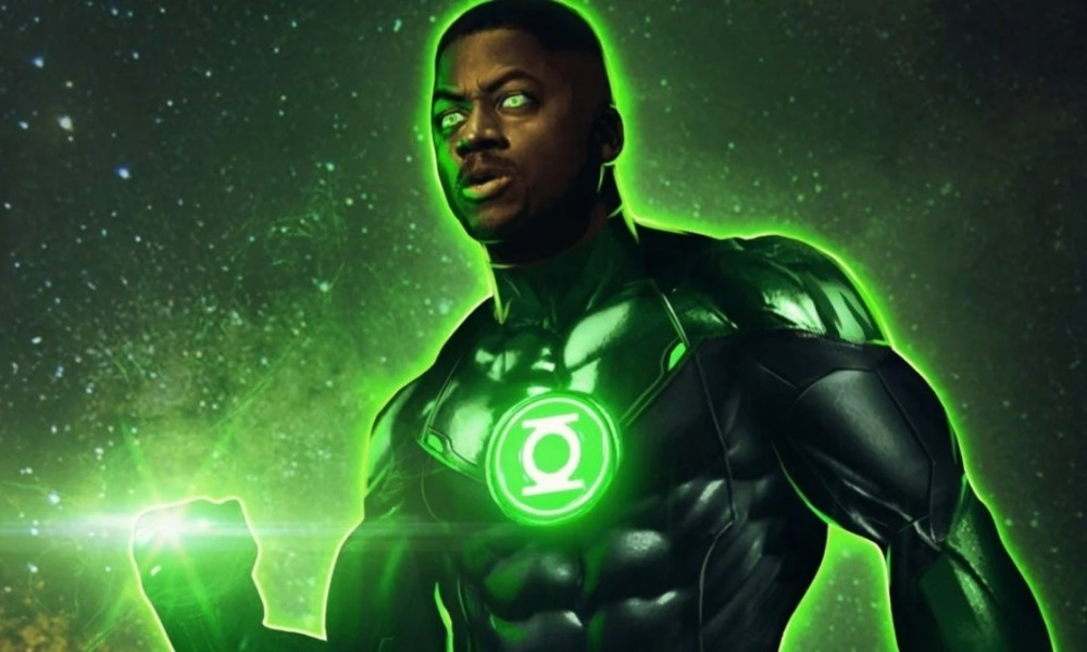 Wayne T Carr habló de Green Lantern
