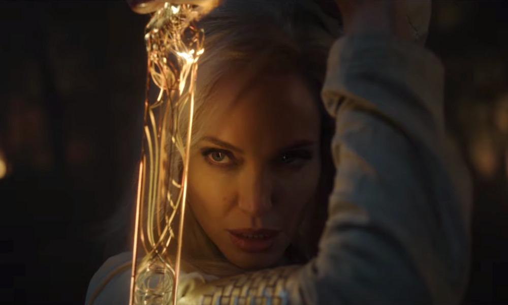 Angelina Jolie ya vio el trailer de 'Eternals'