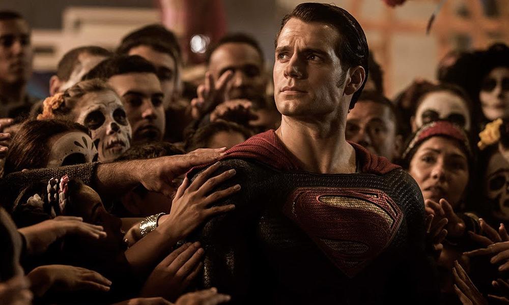 Tiempo entre Batman v Superman y Zack Snyders Justice League