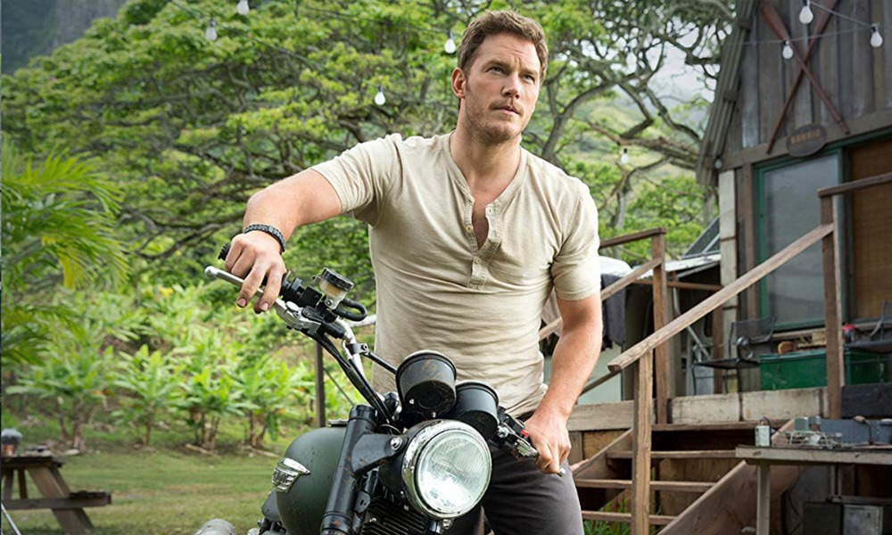 Chris Pratt habla de la experiencia de grabar 'Jurassic World Dominion'