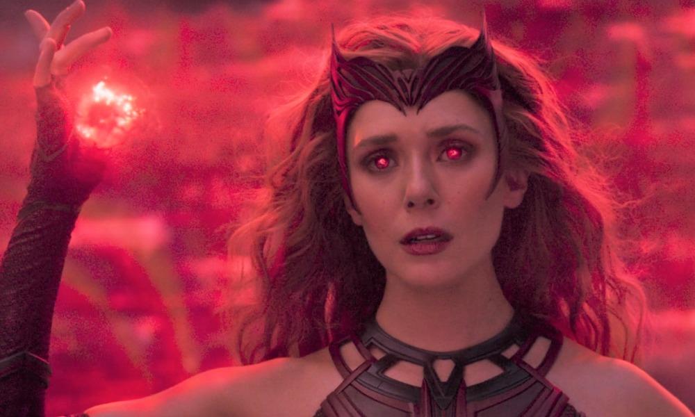 Elizabeth Olsen explica la escena post-créditos de 'WandaVision'