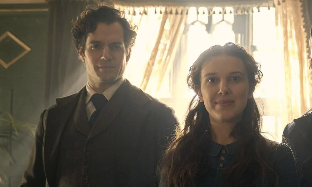 Sherlock trabajaría junto con Enola Holmes