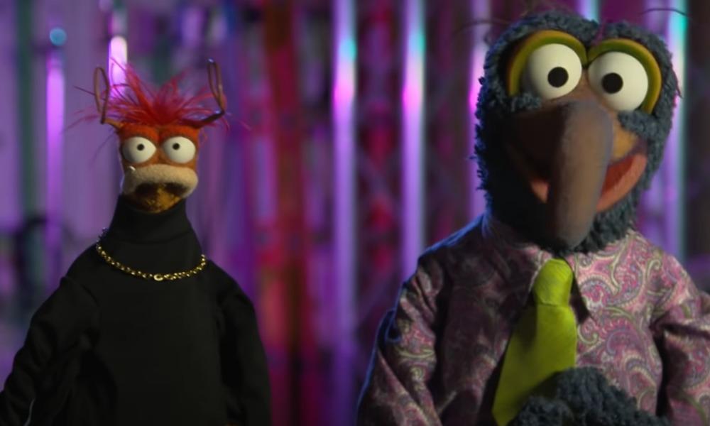 especial de Halloween de los Muppets