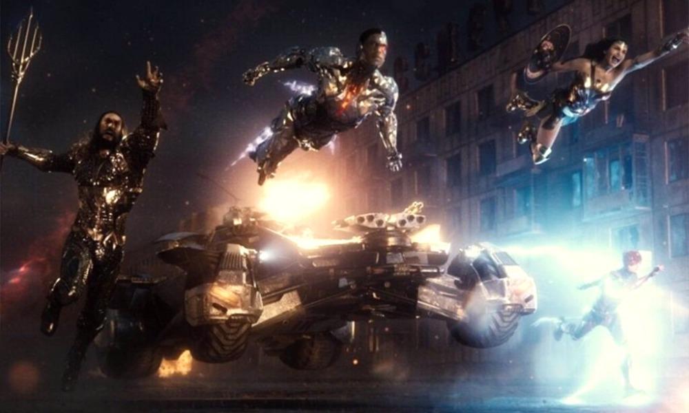 estreno del Snyder Cut fue más grande