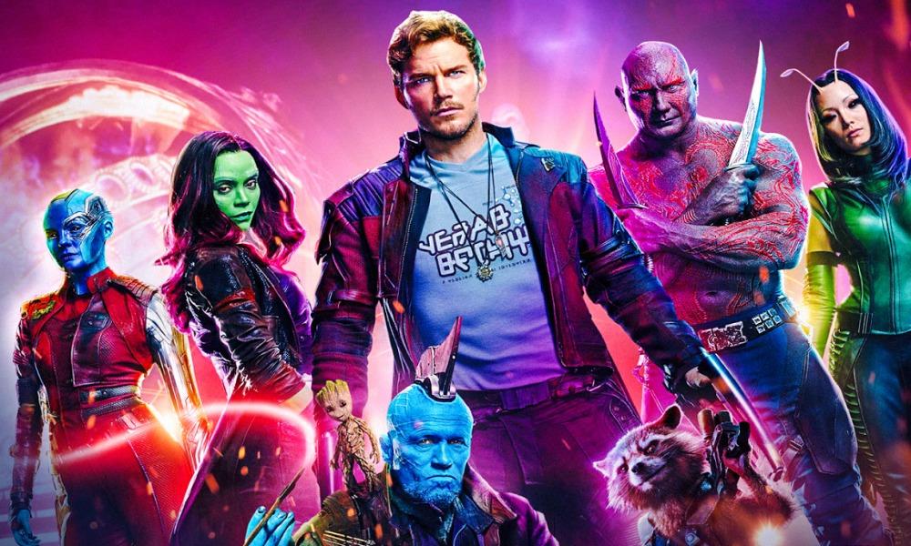 guion de 'Guardians of the Galaxy Vol 3' no ha cambiado