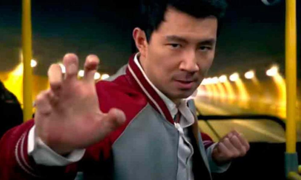 nueva foto de Shang-Chi