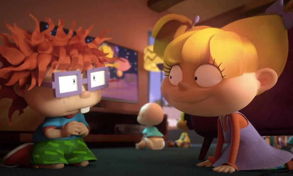 Fecha de estreno de la nueva serie de Rugrats