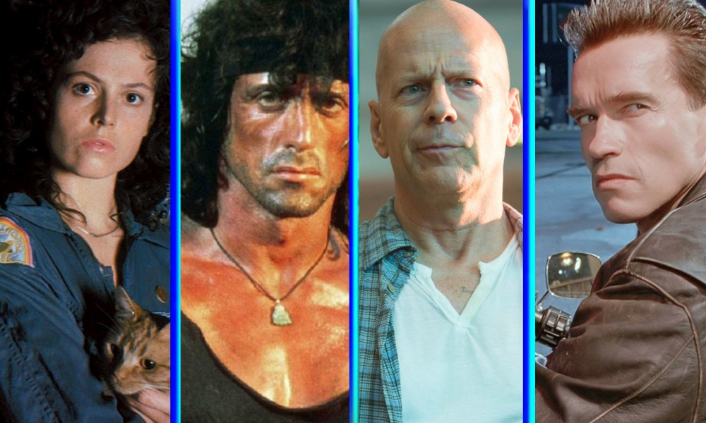 Rambo y John McClane en 'Call of Duty'