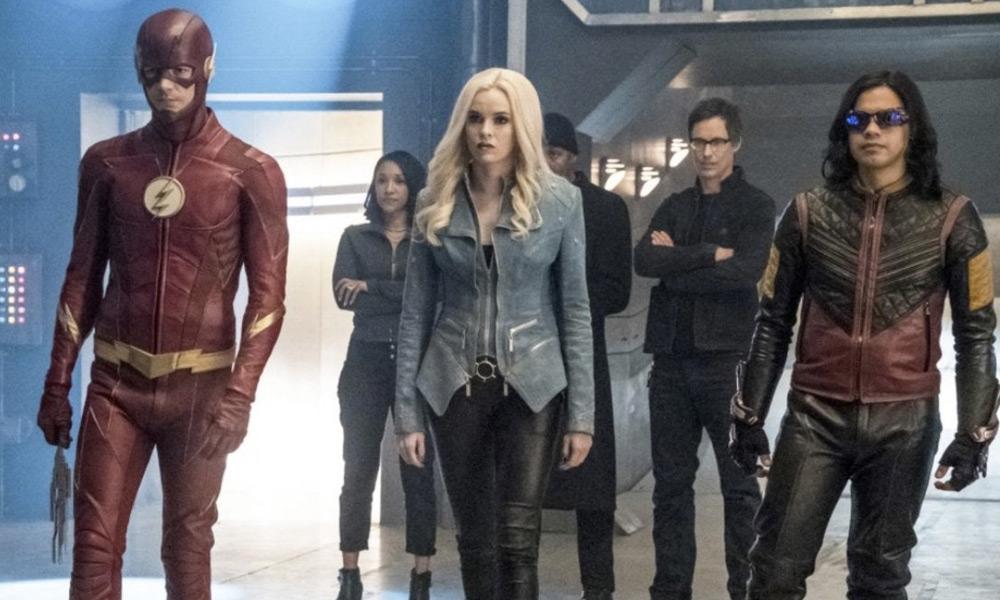 Dos actores saldrán de Flash