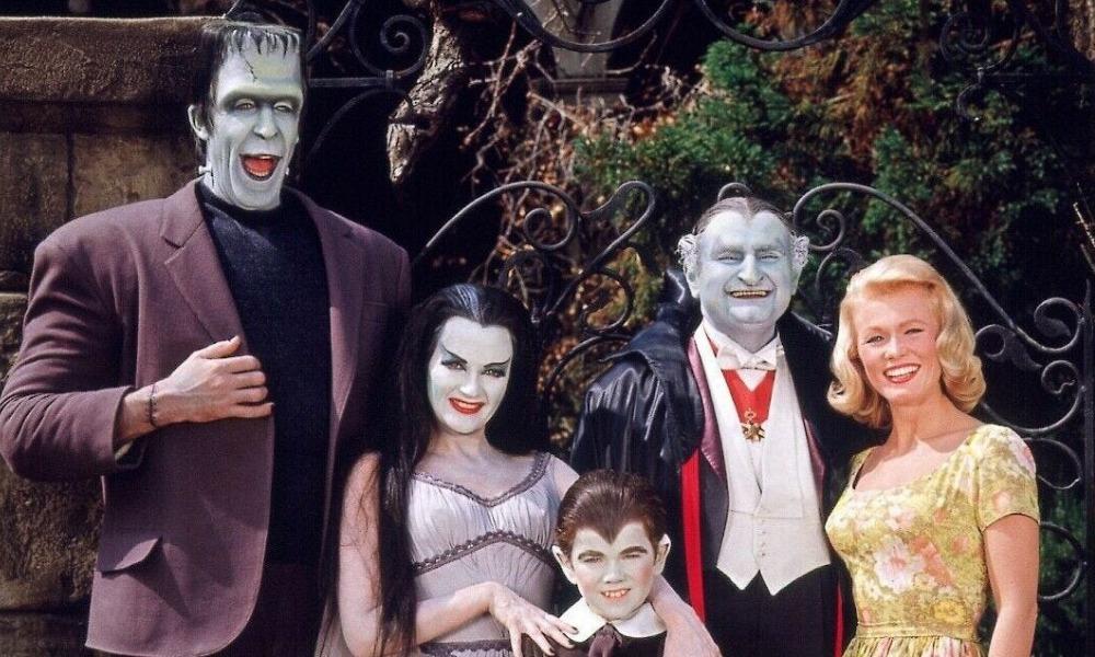 Rob Zombie hará una película de The Munsters