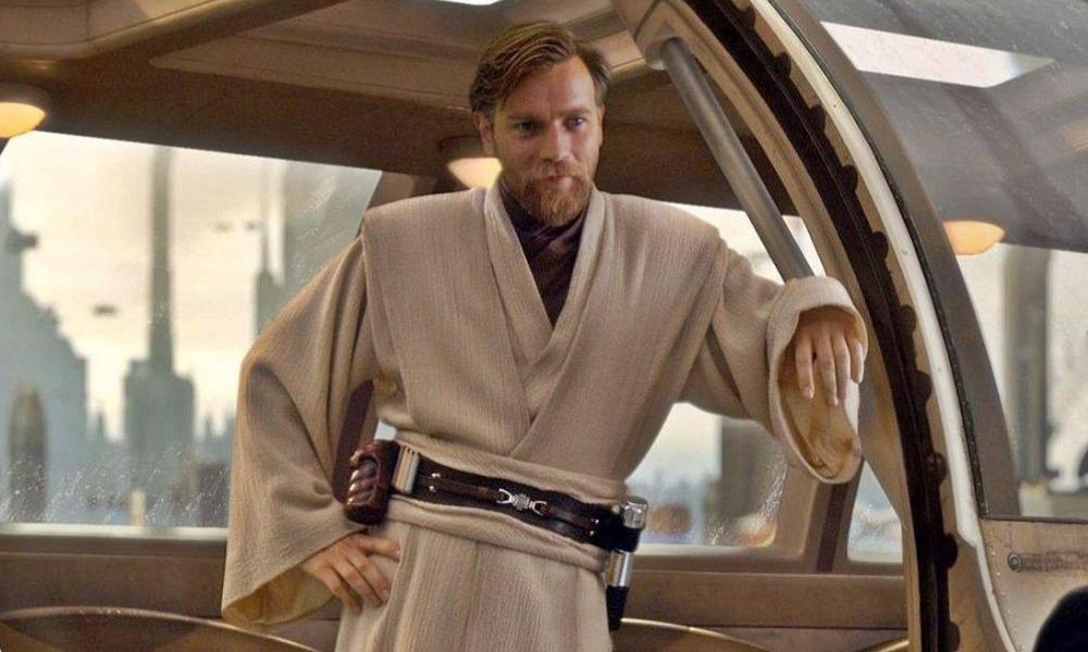 Stormtroopers en Obi-Wan Kenobi
